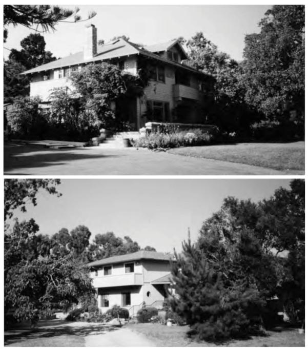 Oglivy house montecito circa 1976