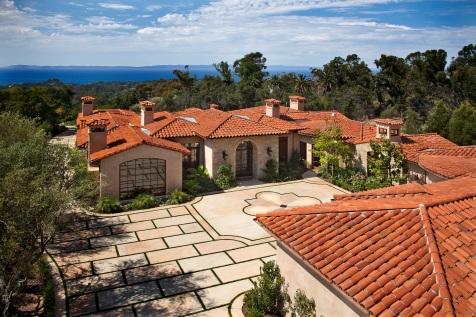 Montecito mediterranean home 3