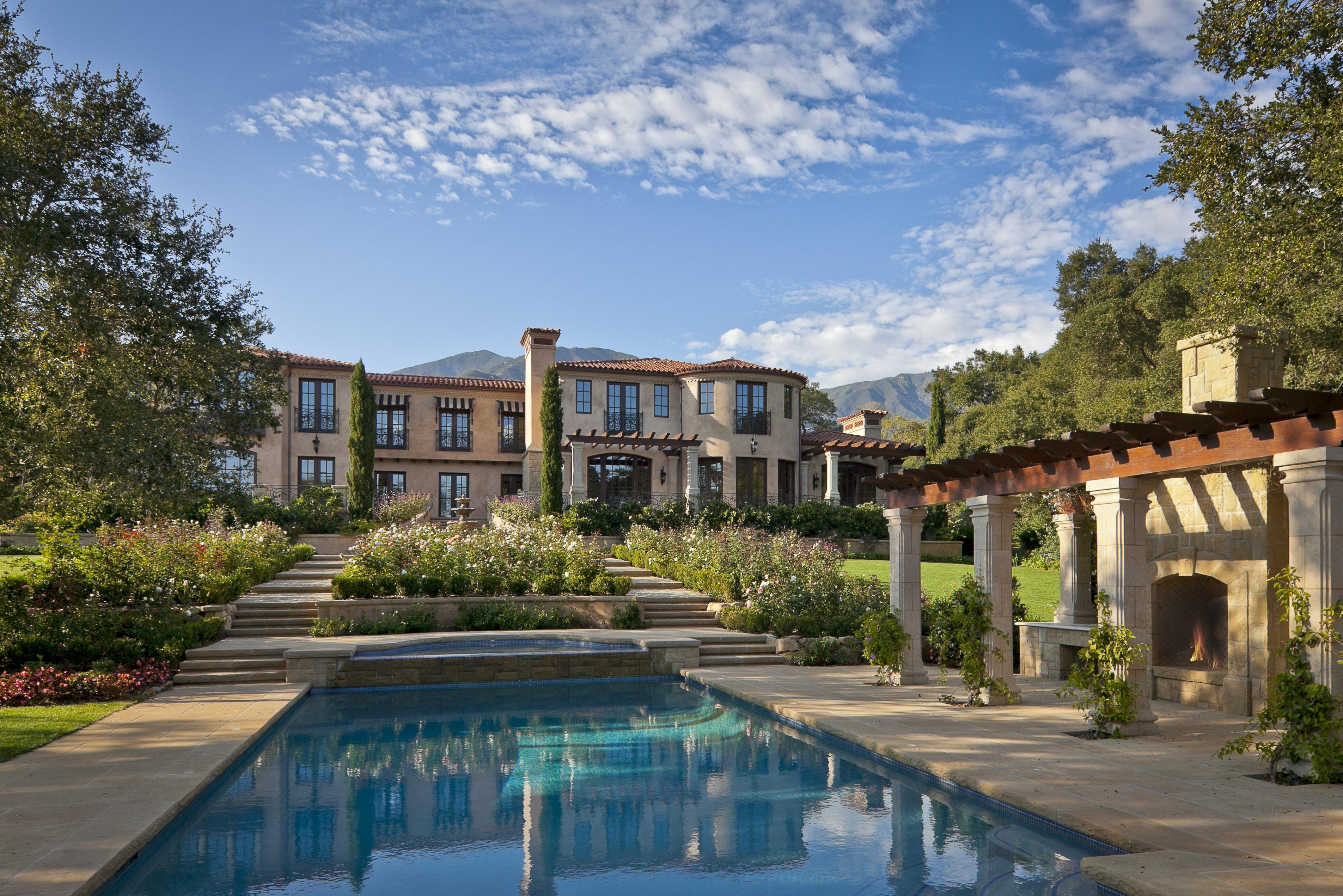 Neo Mediterranean Montecito Real Estate