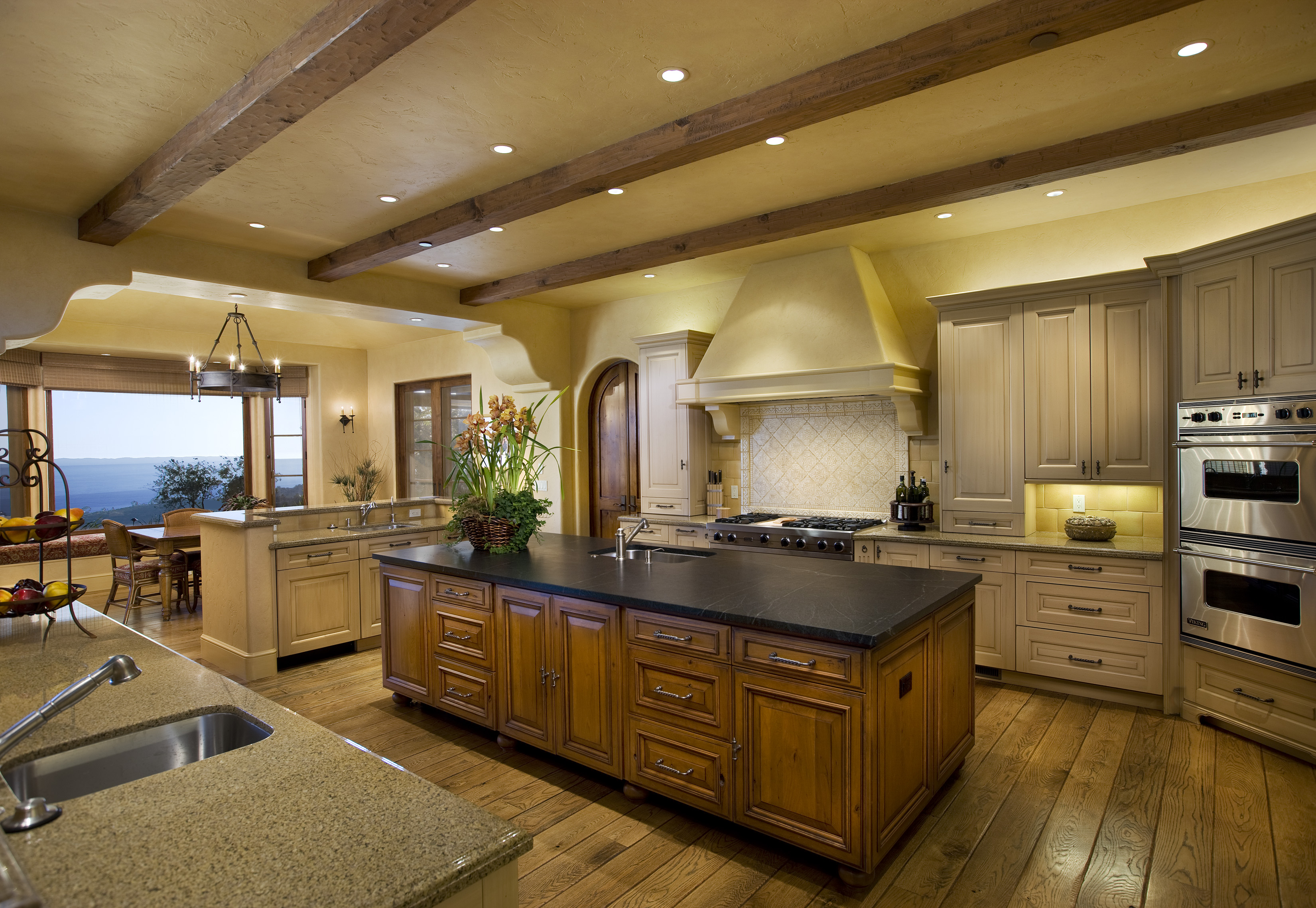 Beautiful kitchens eat your heart out part one for Beautiful kitchen remodels