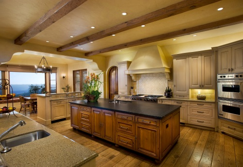 Freehaven Montecito kitchen