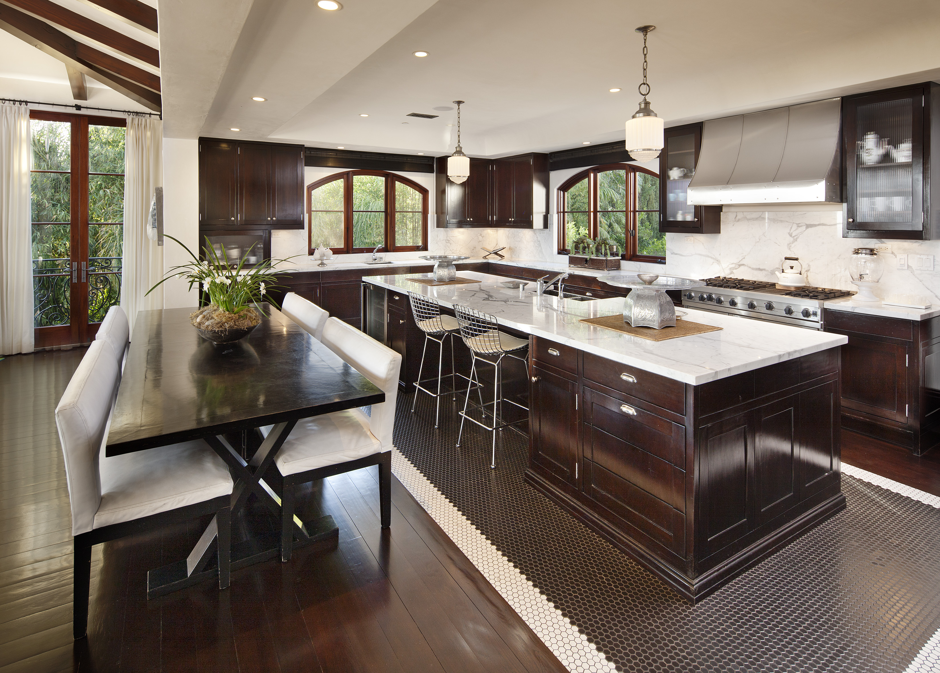 Country style kitchens tend to feel the most inviting and easy to ...