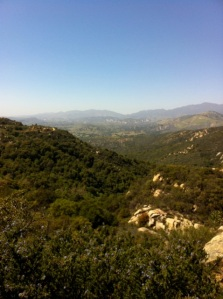 Views of the Santa Ynez Valley