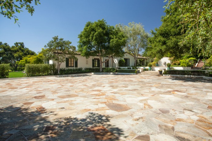 A deluxe Santa Barbara estate offered by Riskin Associates
