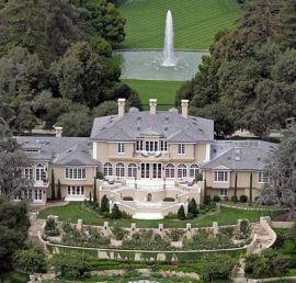 Oprah's Montecito Estate
