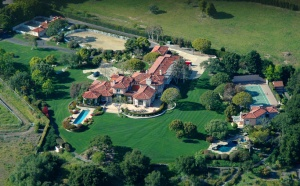 AN expansive equestrian property in Santa Barbara