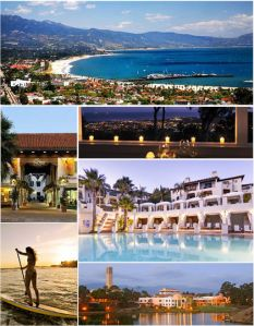 Santa Barbara and Montecito living