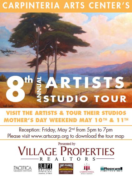 Village Properties Artists Tour